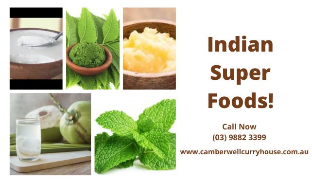 INDIAN SUPER FOODS