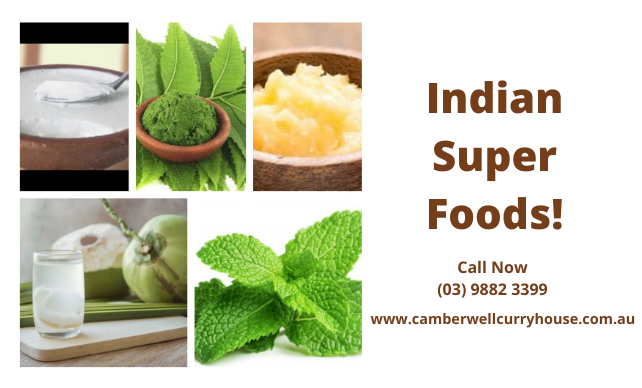 INDIAN SUPER FOODS